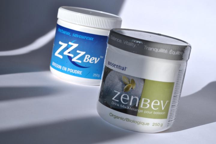Brand package zenbev
