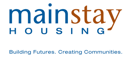 mainstay housing wordmark