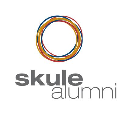 skule alumni wordmark and logo
