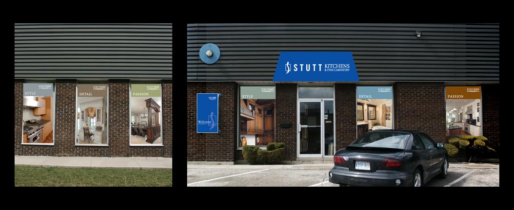 Stutt Kitchens Store Front