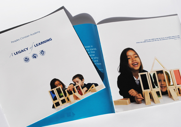 Legacy of Learning Brochure