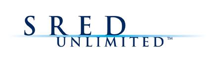 SRED Unlimited Wordmark
