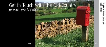 Get in touch with the Old Country
