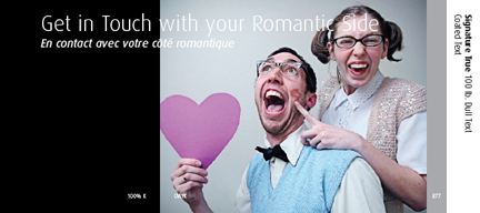 Get in touch with your Romantic Side