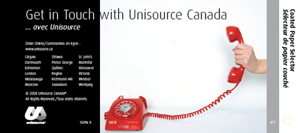 Get in touch with Unisource